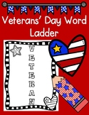 Veterans' Day Word Ladder