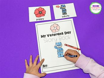 Veterans Day Writing Center Activities