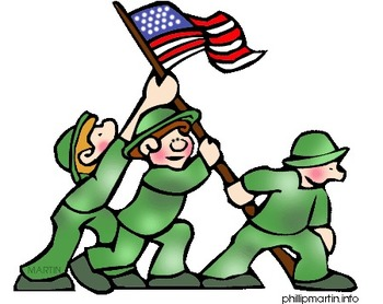 Veteran's Day activity for Spanish class