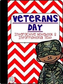 Veterans Day Interactive Notebook