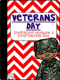 Veterans Day Interactive Notebook