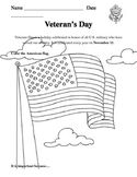 Veterans Day page