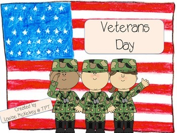 Veterans Day project pack