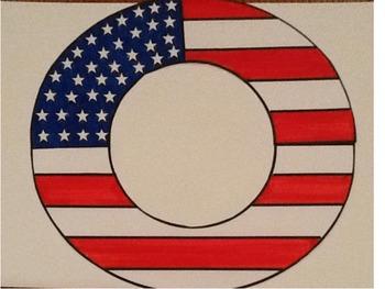 Veterans Day/Memorial Day Wreath