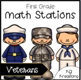 Veterans Math Stations
