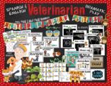 Veterinarian Dramatic Play in English and Spanish