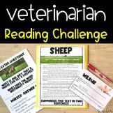 Veterinarian Reading Challenge