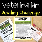 Veterinarian Reading Challenge