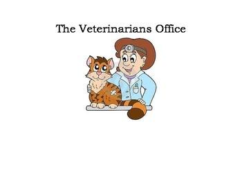 Veterinarians office center