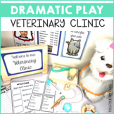 Veterinary Clinic Dramatic Role Play