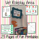Veterinary Clinic Role Play Area 25 Fun Vet Printables