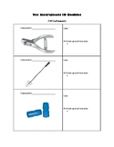 Veterinary Instrument ID Booklet