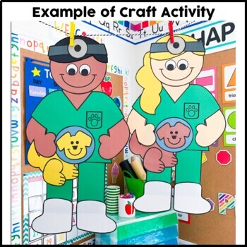 Community Helper Craft {Veterinarian}