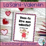 La Saint Valentin:  French Valentine's Day Themed Emergent Reader