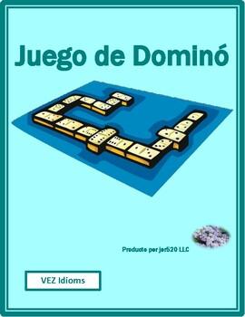 Vez Idioms in Spanish Dominoes