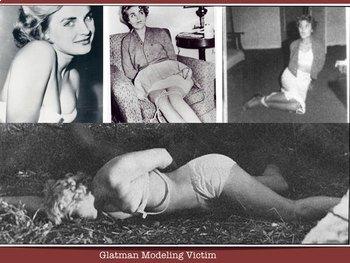 Pierce Brooks - Serial Killers - Glatman - Olson - FBI - ViCAP - 60 Slides