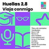 Viaja conmigo - Novice and Intermediate in ONE