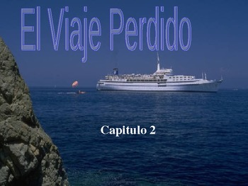 Viaje Perdido, Chapter 2 Vocabulary and Comprehension Questions