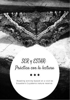 Viaje a Cuyabeno - Reading Practice with SER and ESTAR