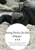 Viaje a las Islas Galápagos - Reading practice with Regula
