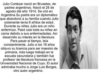Viajes por Julio Cortázar