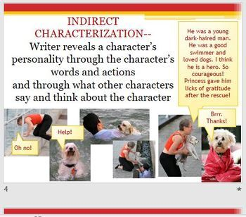 LITERARY DEVICES Presentation or Posters Perfect Test Prep