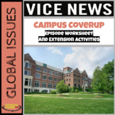 Vice News Video Worksheet and PBL Extension Activities: Ca