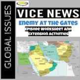 Vice News Video Worksheet and PBL Extension Activities: En