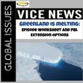 Vice News™ Video Worksheet and PBL Extension Activities: G