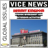 Vice News Video Worksheet and PBL Extension Activities: He