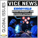 Vice News Video Worksheet and PBL Extension Activities: Ki