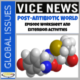 Vice News™ Video Worksheet and PBL Extension Activities: P