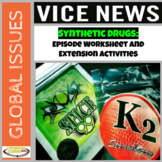 Vice News Video Worksheet and PBL Extension Activities: Sy