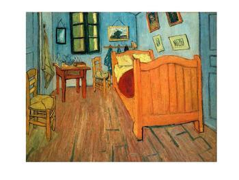Vicent Van Gogh's Room at Arles