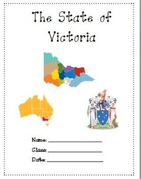 Victoria A Research Project