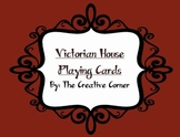 Victorian Architecture Playing Cards