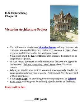 Victorian Architecture Project