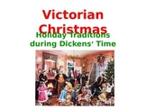 VICTORIAN CHRISTMAS - DURING DICKENS' TIME