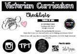 Victorian Curriculum Checklists - Level 6
