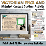 Victorian England Historical Context for Literature