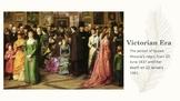Victorian Era Introduction PPT (Oscar Wilde, Importance of
