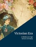 Victorian Era Unit Study
