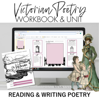 Victorian Poetry Unit: Tennyson, Browning, Browning, and Hopkins