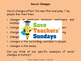 Victorian changes and improvements Lesson plan, PowerPoint