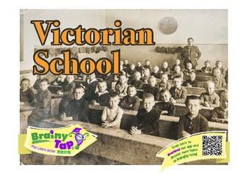 Victorians Schools - Activity Workbook