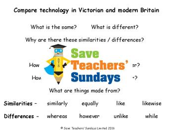Victorians unit (8 lessons)