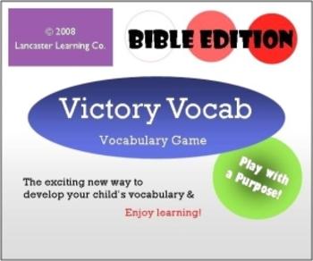 Victory Vocab - Bible Edition