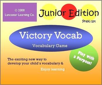 Victory Vocab - Junior