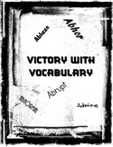Victory with Vocabulary