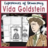 Vida Goldstein - Australian Women's Suffrage - Australian Democracy